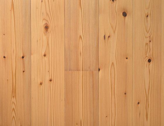 Landhausdiele Terra Tanne Natur by Trapa | Wood flooring