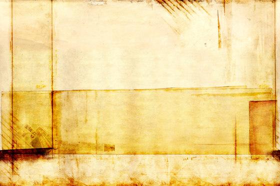 Wall Script Tongues di GLAMORA | Rivestimenti su misura