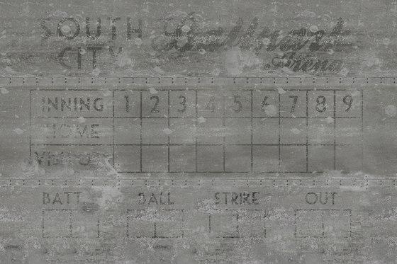 Wall Script Ballpark de GLAMORA | A medida