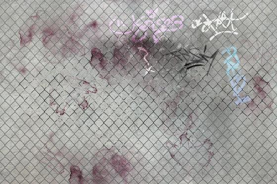 Wall Script Off Limits by GLAMORA | Bespoke wall coverings