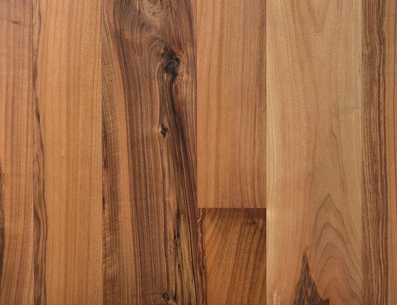 Landhausdiele Walnuss Europäisch Natur by Trapa | Wood flooring
