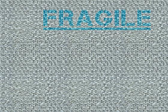 Wall Script Bubblewrap by GLAMORA | Bespoke wall coverings