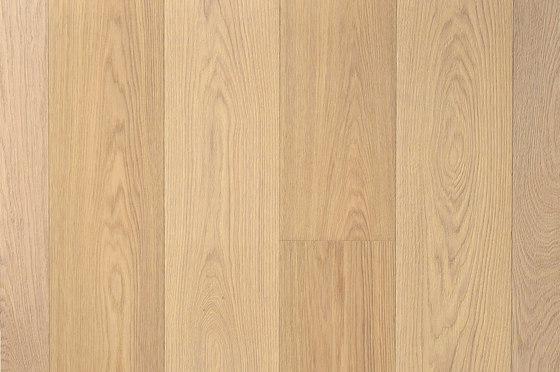 Landhausdiele Eiche Extra Weiss Ruhig by Trapa | Wood flooring