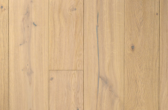 Landhausdiele Eiche Extra Weiss Storico by Trapa   Wood flooring