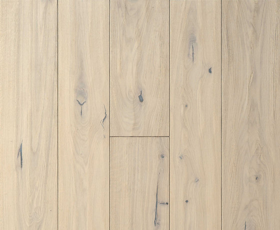 Landhausdiele Eiche Kalkeiche Storico by Trapa | Wood flooring