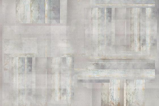 White Yume by GLAMORA | Bespoke wall coverings