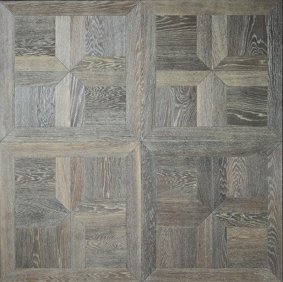 Tafelparkett Croce by Trapa   Wood flooring