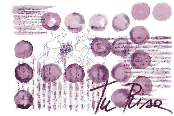 Signs Bubble Chat di GLAMORA | Rivestimenti pareti