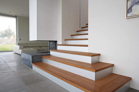 Stairs Classic by Trapa | Staircase systems