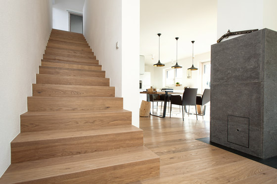 Stairs Modern by Trapa | Staircase systems
