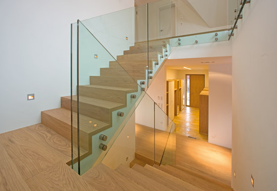 Stairs by Trapa | Staircase systems