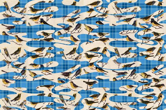 Camotartan Birds de GLAMORA   A medida