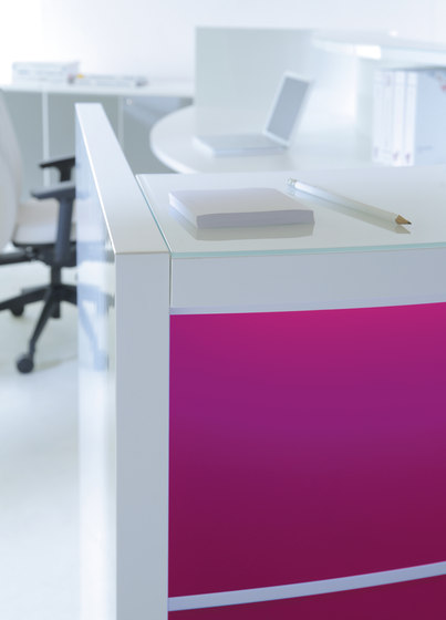 Valde by MDD | Reception desks