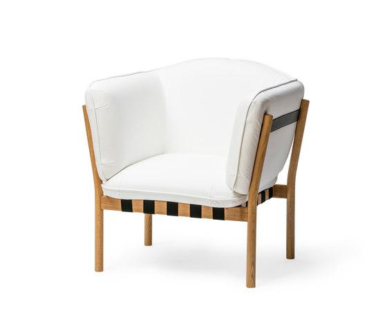 Dowel Armchair by TON   Armchairs