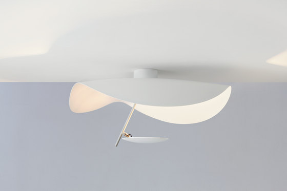Lederam Manta CWS1 by Catellani & Smith | Ceiling lights