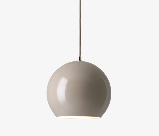 Topan Pendant VP6 grey-beige by &TRADITION | General lighting