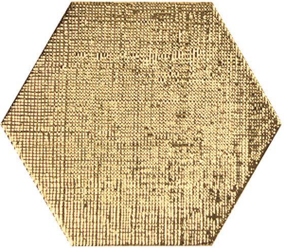 Geom gold text by ALEA Experience   Ceramic tiles