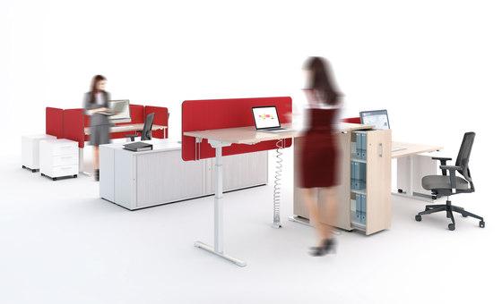 Drive by MDD | Individual desks
