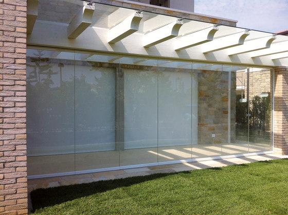 Balconglas Falce de Metalglas Bonomi | Acristalamiento de balcones