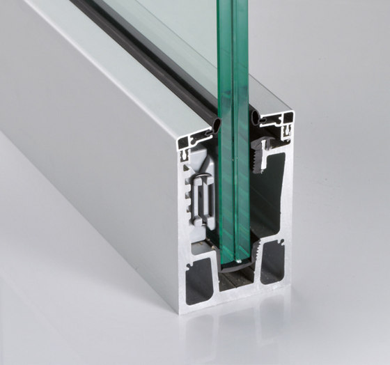 Maxima Prima B-4000 by Metalglas Bonomi | Balcony glazing