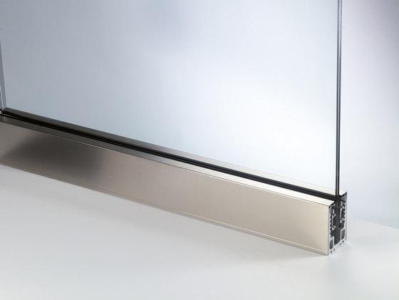 Maxima Prima 2 B-4010 de Metalglas Bonomi | Barandillas