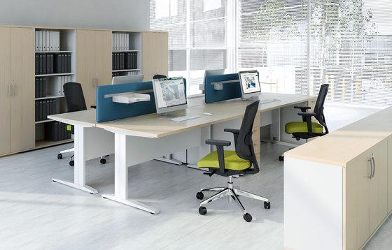 Ogi N by MDD | Desking systems