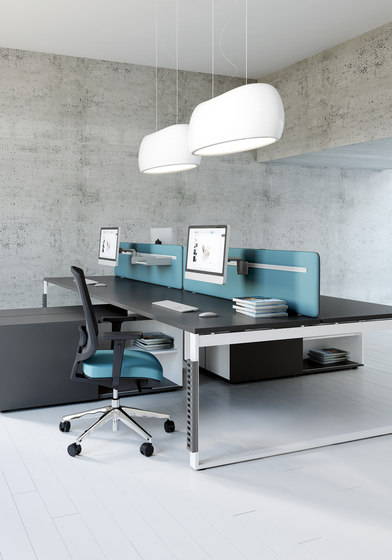 Ogi Q by MDD | Desking systems