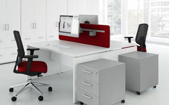 Ogi V by MDD | Desking systems