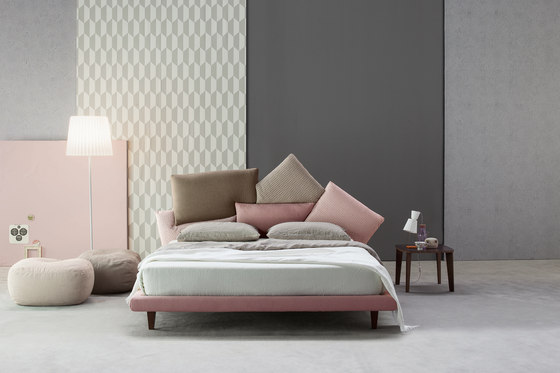 PICABIA - Double beds from Bonaldo  Architonic