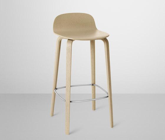 Visu Bar Stool | high by Muuto | Bar stools