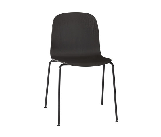 Visu Chair | tube base by Muuto | Chairs