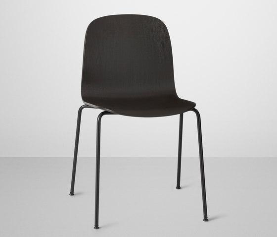 Visu Chair | tube base by Muuto | Multipurpose chairs