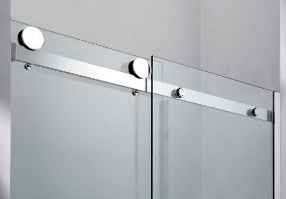 BX-2000 by Metalglas Bonomi | Shower door fittings