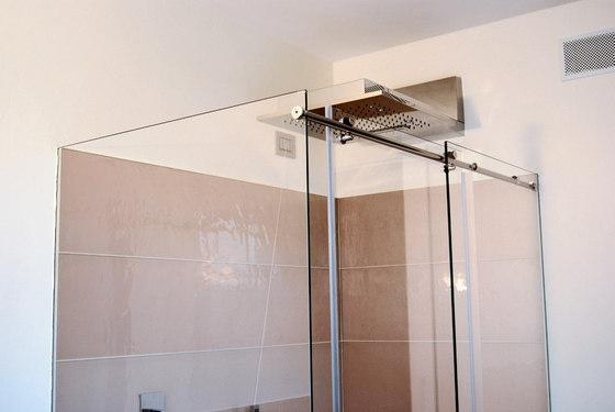 BX-01 di Metalglas Bonomi | Cerniere doccia