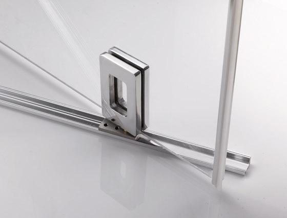 BX-2100 di Metalglas Bonomi | Cerniere doccia