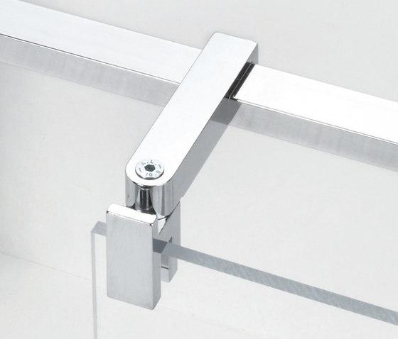 B-313 di Metalglas Bonomi | Cerniere doccia