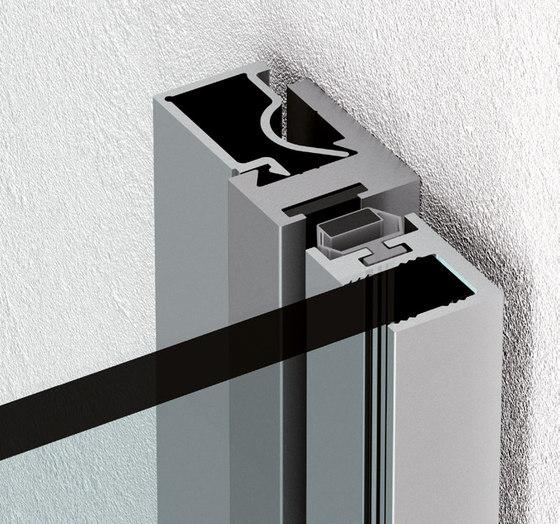P-018-M di Metalglas Bonomi | Cerniere doccia