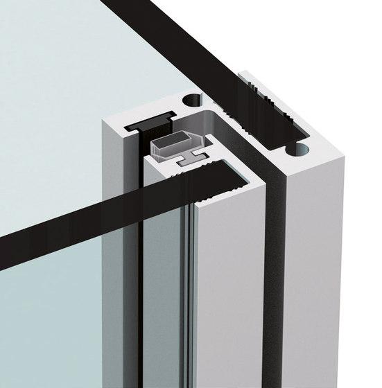 P-018-V di Metalglas Bonomi | Cerniere doccia