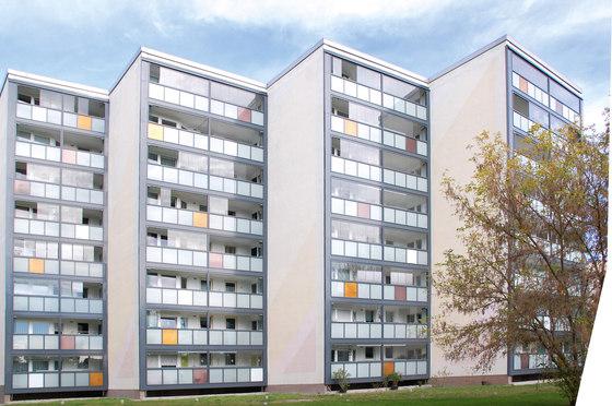 Balcony glasing SL 25 de Solarlux   Cerramientos para terrazas / balcones