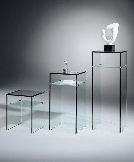 Arcadia 50 + 80 + 110 s by Dreieck Design | Side tables