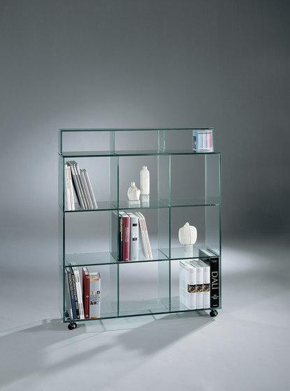 Bookline BL 33 FL k by Dreieck Design | Display cabinets