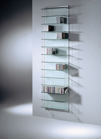 CD 624 s by Dreieck Design | CD racks