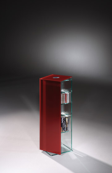 Cube C 100 c by Dreieck Design | CD racks