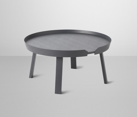 Around Coffee Table | large by Muuto | Lounge tables