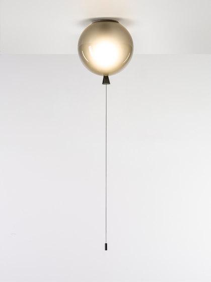 Memory Ceiling PC877 (mat and transparent) di Brokis | Illuminazione generale