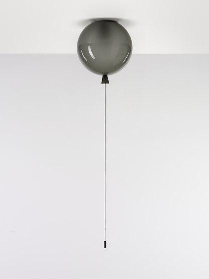 Memory Ceiling PC877 (mat and transparent) di Brokis | Lampade plafoniere