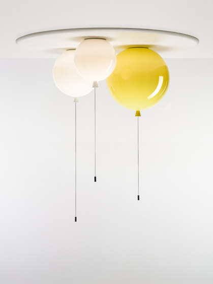 Memory Set PC1001 by Brokis   Ceiling lights