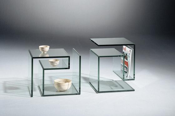 Janus I by Dreieck Design | Side tables