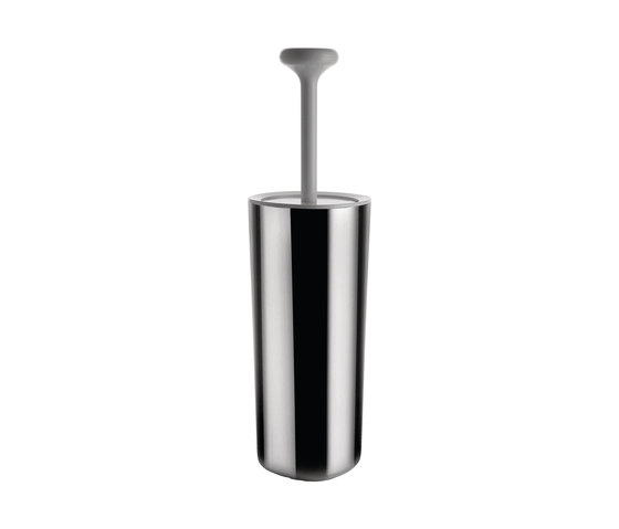 Birillo PL08 W by Alessi | Toilet brush holders