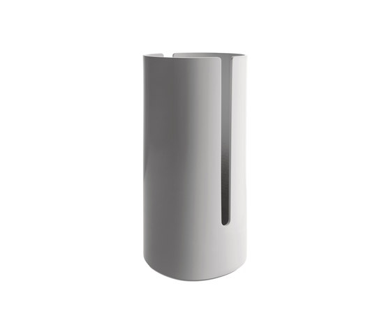 Birillo PL018 W by Alessi | Paper roll holders